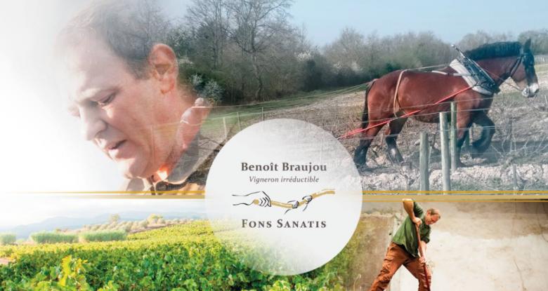 Cave ouverte à Fons Sanatis le 2 décembre 2017 - Benoit Braujou