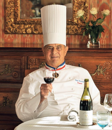 Paul Bocuse - La Revue du Vin de France - hommage 2018