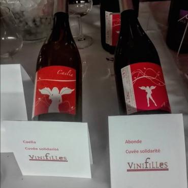 Les Vinifilles invitent les Femmes de Vin - photos par Florence Monferran - 28 janvier 2018 1