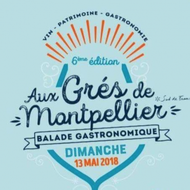 Balade Gastronomique en Grés de Montpellier 2018