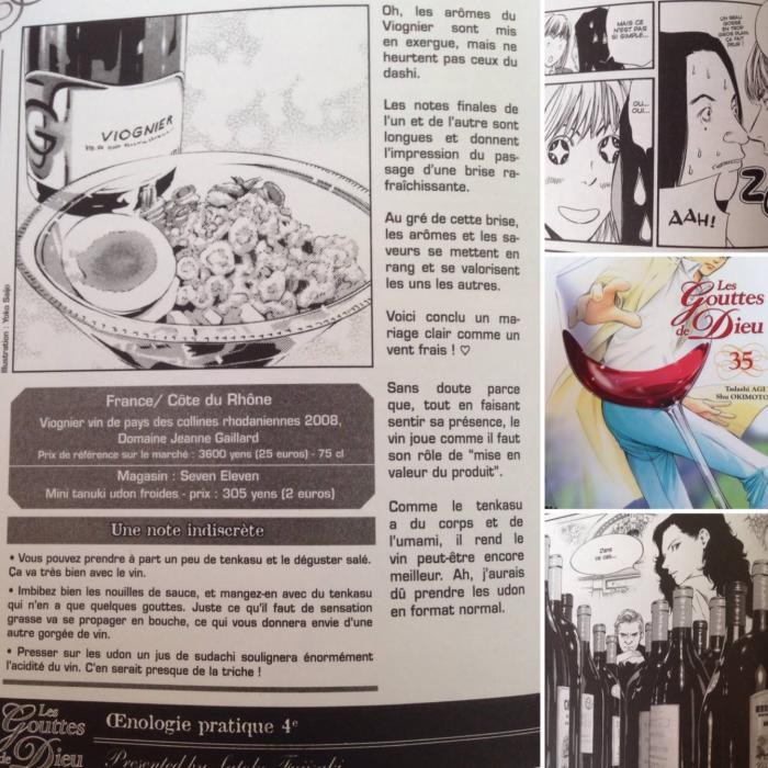 Les Gouttes de Dieu - manga - Jeanne Gaillard