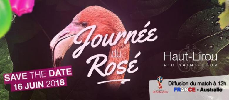 Haut Lirou 16 juin 2018 rosé