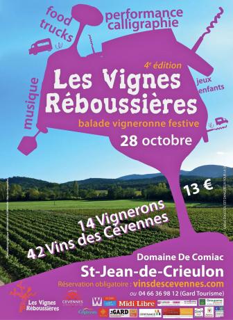 Vignes Réboussières 2018