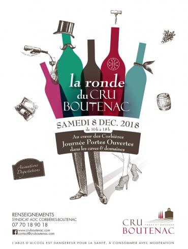 La Ronde du Cru Boutenac décembre 2018