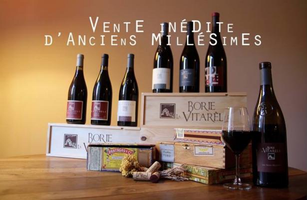 Borie La Vitarèle - PO du 8.12.2018