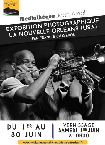 Photo Nouvelle Orléans expo 2019