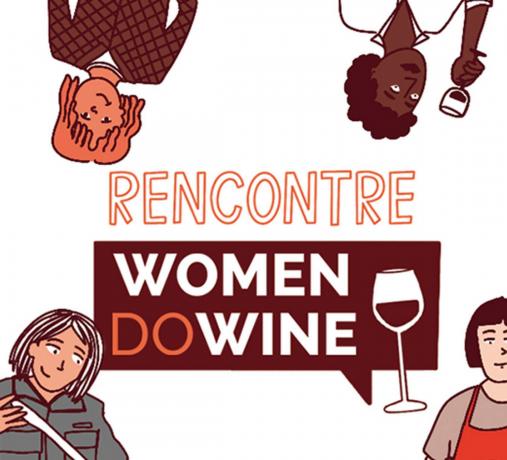 Womendowine la rencontre - juin 2019 via La Wineista