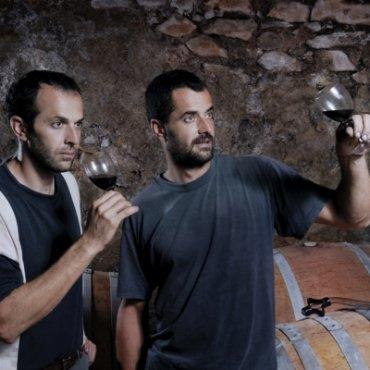 Un vigneron au Bar à Vin: Le Château-Bas d'Aumelas représenté par Nicolas Krotoff