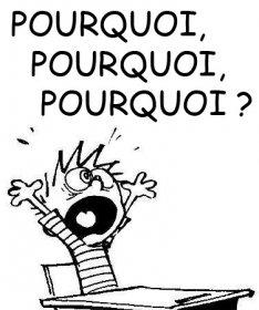POURQUOI ??
