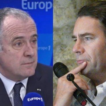 Didier Guillaume - André Deyrieux janvier 2018