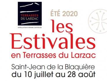 Estivales des Terrasses du Larzac 2020