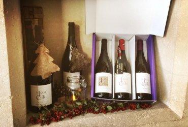 Paniers et coffrets Trinquefougasse de Noël 4