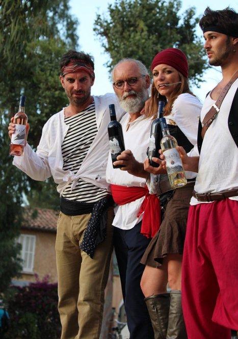 Les Trous du Pirate