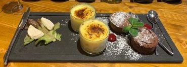 dessert st Valentin 2020