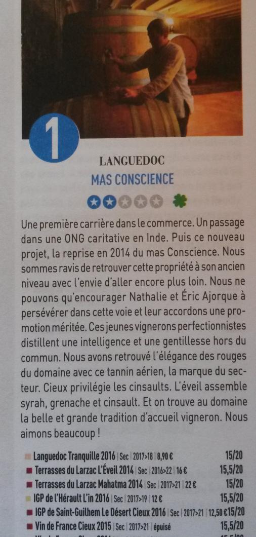 Mas Conscience Bétane