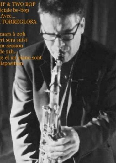 Le lundi ça Jazze  : invité Patrick Torreglosa
