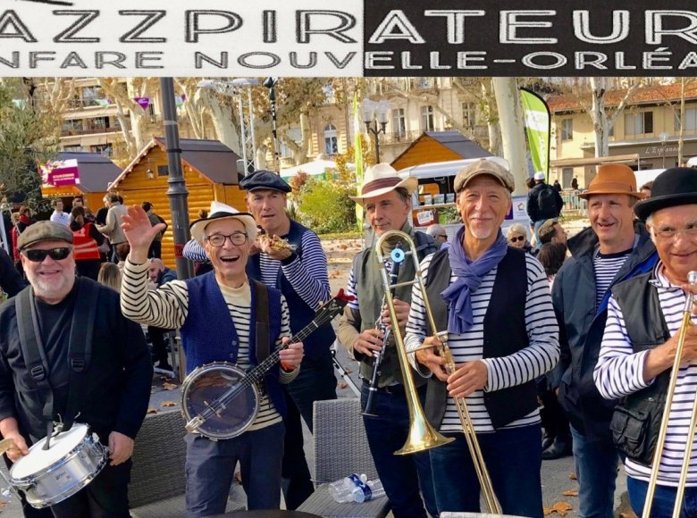 Jazz'pirateur