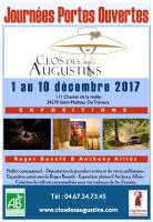 Portes Ouvertes Clos des Augustins, décembre 2017