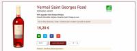 Vin Vermeil 2016 - Boutique Trinquefougasse