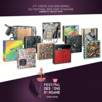 Catalogue Vente aux Enchères 2018 Festival des Vins d'Aniane