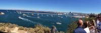 La Route du Liban - panoramique du départ le 16 juin 2019