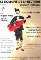 Vin et musique à la Rectorie le 19 août 2019