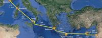 La Route du Liban arrivée à bon port !