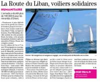 Midi Libre Route du Liban sept 2019