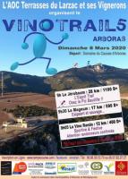 Vinotrail en Terrasses du Larzac 2020