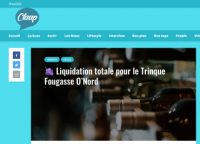 Liquidation Totale O'Nord dans Claap.fr