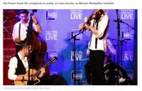 The French Touch NZ en live sur Bleu Hérault en mars 2020