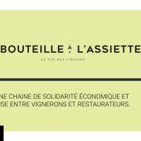De la Bouteille à l'Assiette - Vinifilles 2020 - 2021