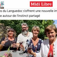 Les Vins du Languedoc : nouvelle image en 2021 - Midi Libre