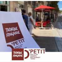 O'Petit Trinque Fougasse - reportage de La Gazette de Montpellier - septembre 2021