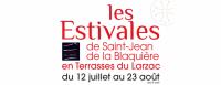 Estivales en Terrasses du Larzac à St Jean de la Blaquière - été 2019