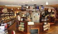 Entrée : Bar à vin et Cave