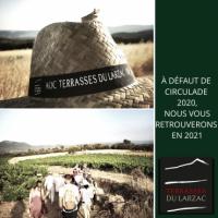 Circulade Vigneronne en Terrasses du Larzac reportée à 2021