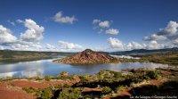 Lac du Salagou par Georges Souche