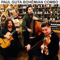 PAUL GUTA BOHÉMIAN COMBO