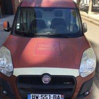 Taccrea rénovation Fiat 2021 - avant