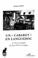 Lesigne Un cabaret en Languedoc 1