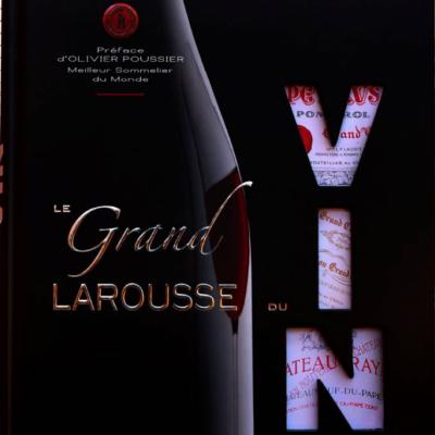 Le Domaine Vaquer entre dans le Larousse du Vin 2017