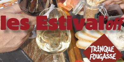 Les Estival'Off - flyer 2012