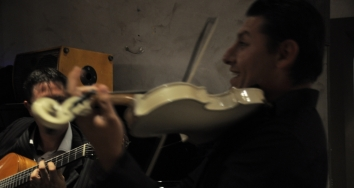 Paul Guta violon manouche