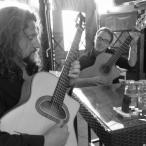Claudio & Juanito - terrasse O'Nord - 2012 - flamenco