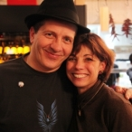 Pascale Rivière & Gil Morrot - Jasse Castel & Divem - Soirée Wine LR - O'Sud - décembre 2012 -(c) a.hampartzoumian © (c)a.hampartzoumian