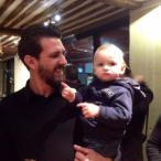 Trinque Fougasse O'Sud fête ses 3 ans - Mathieu & Marlon - 19 janvier 2015 - Hippocampus Jass Gang - par Patricia Huczek