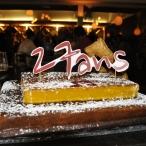27 ans - Gâteau à l'Orange - O'Nord