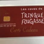 Carte Cadeau Trinque Fougasse 2014 et Livraison en vélo pour Noël
