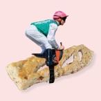 Cavalier Trinquefougasse Garanti 100% sans viande de cheval !
